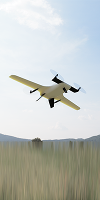 Accelerate drone innovation for humanitarian aid